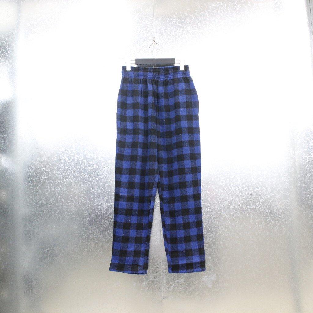 CHEF PANTS (NEL BUFFALO CHECK) #BLUE [231-93802]