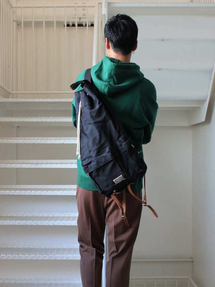 BONSAC #BLACK [19FW-WMA-BG10]