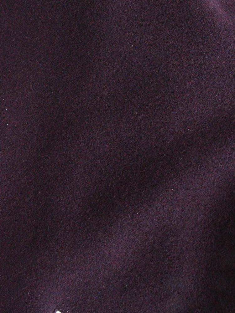 VIRSITY JACKET (TYPE 1) #PURPLE [19FW-WMO-BL15]