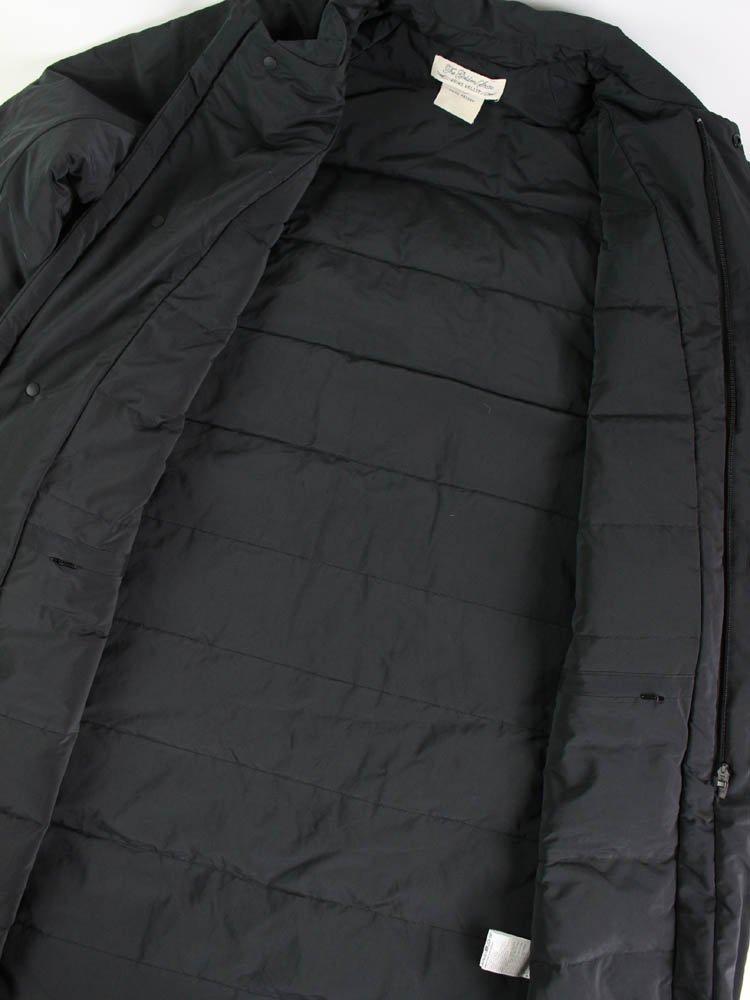 ポリエステル/ナイロン ダウンコート #BLACK [RN19253003]