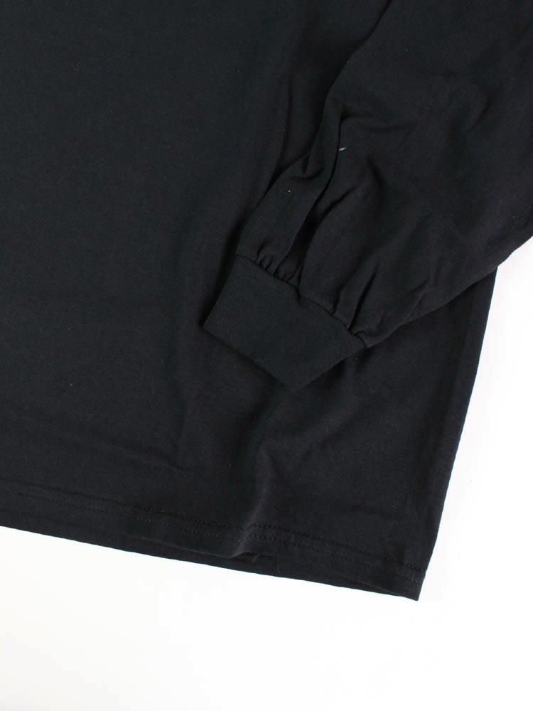 EVITARO LS #BLACK [19FW-BFT02]