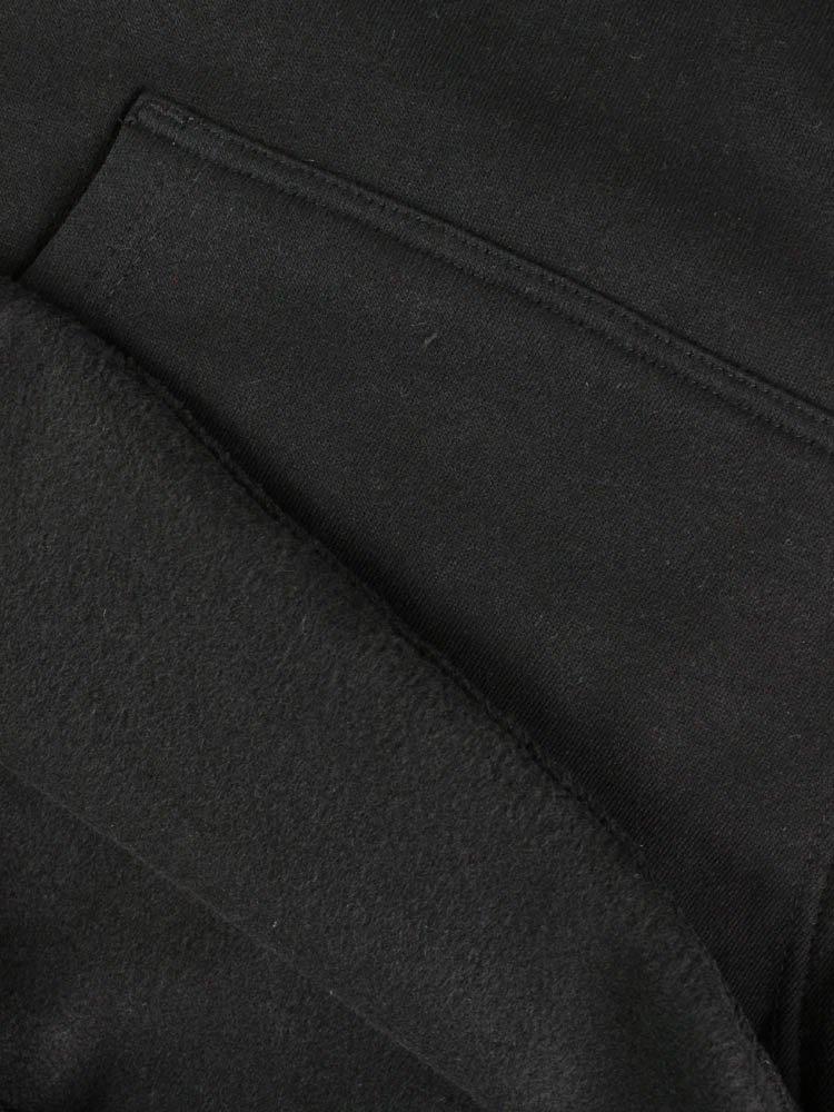 SANDA HOODY #BLACK [19FW-BFSW05]