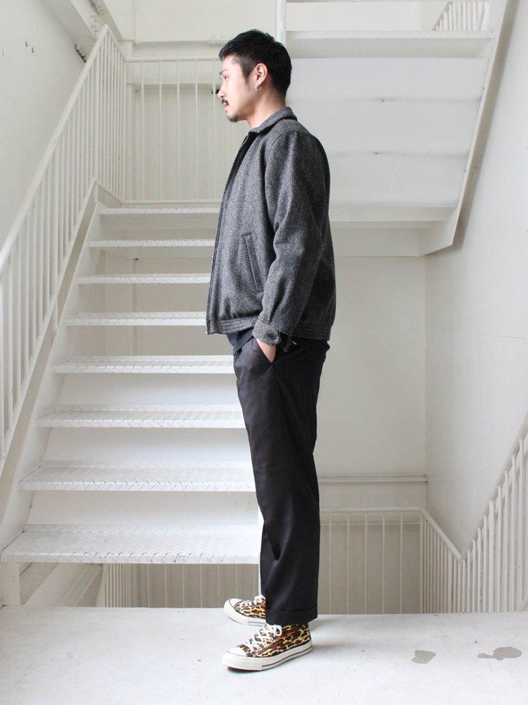 MCGREGOR   HERRINGBONE ANTI-FREEZE JACKET #GRAY [19FW-WMO-MC04]