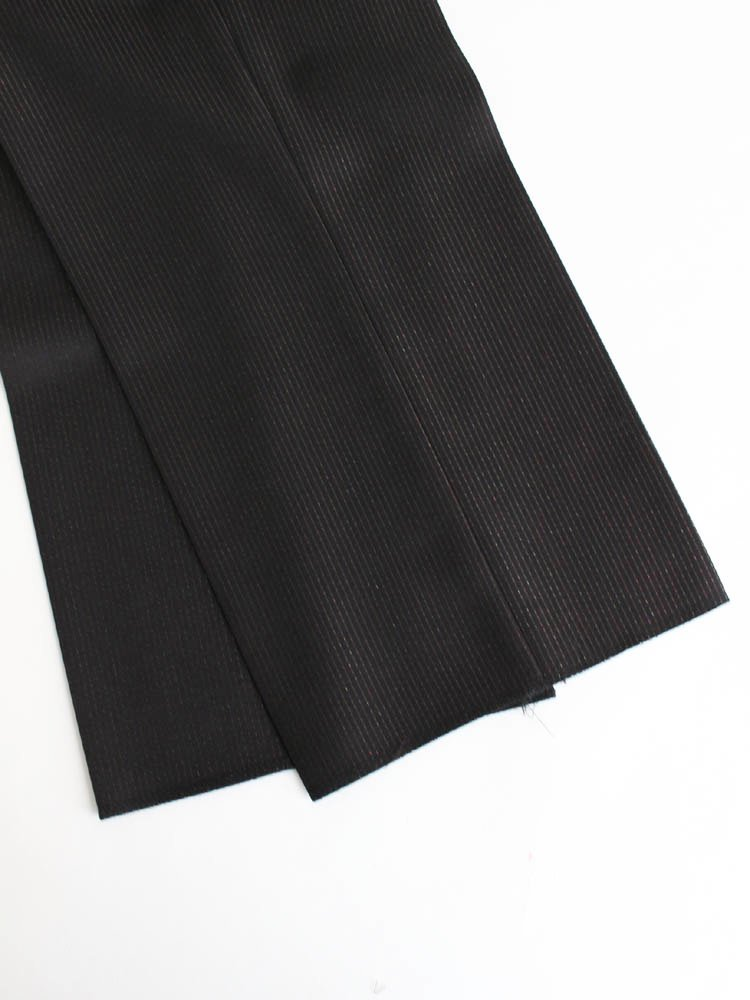 PLEATED TROUSERS (TYPE 2) #BROWN [20SS-WMP-TR20]