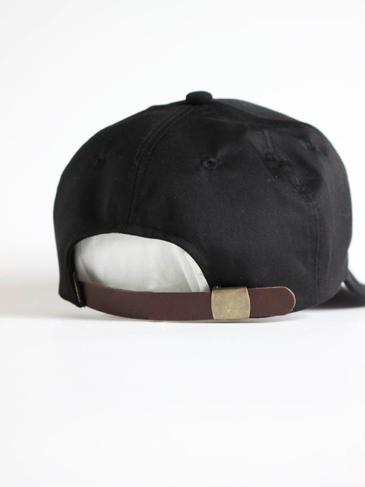VEHCLE CAP #BLACK [20SS-H02]