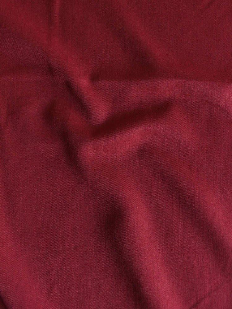 BAGGY SLACKS #WINE [SS20-B01]