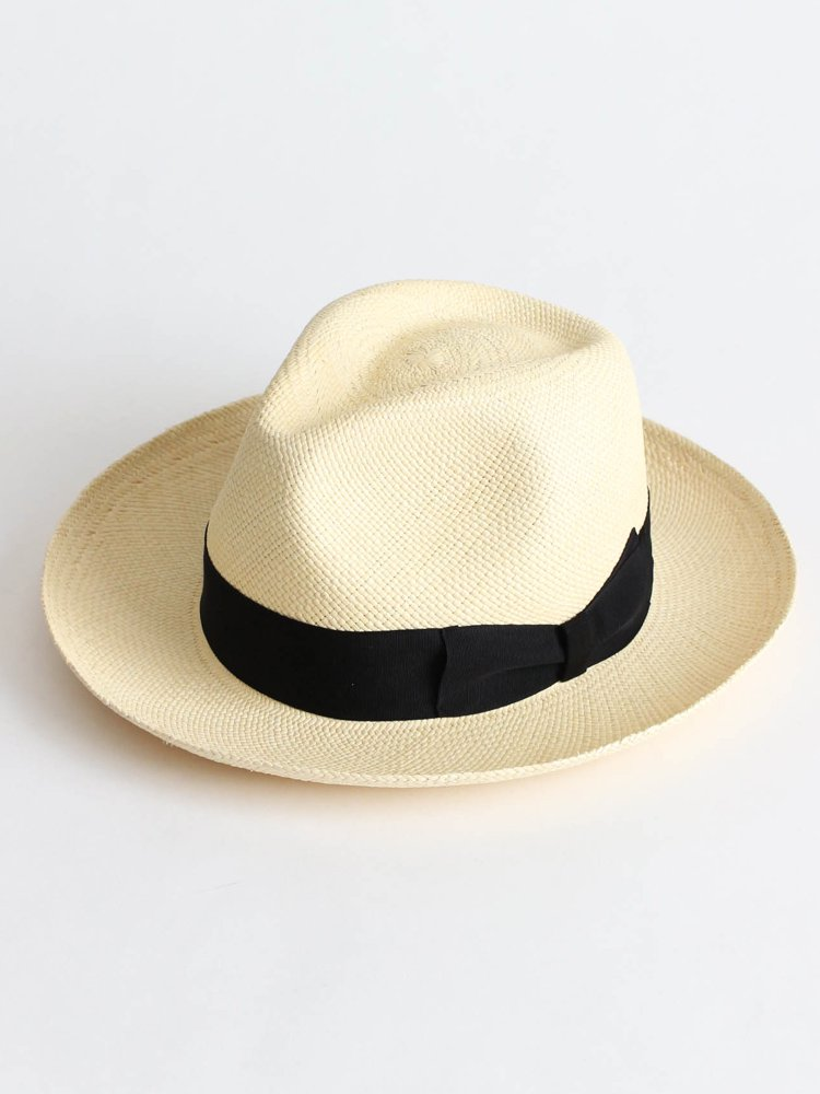 WACKO MARIA|HAT-02-BASQUIAT-NATURE-BRISA (G3) GROSGRAIN RIBBON #BLACK [HAT-02-BASQUIAT-NATU]