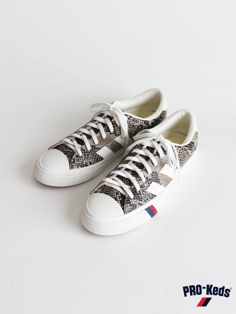 WACKO MARIA|PRO-KEDS | ROYAL PLUS (TYPE 2) #GRAY [PROKEDS-WM-SH02]