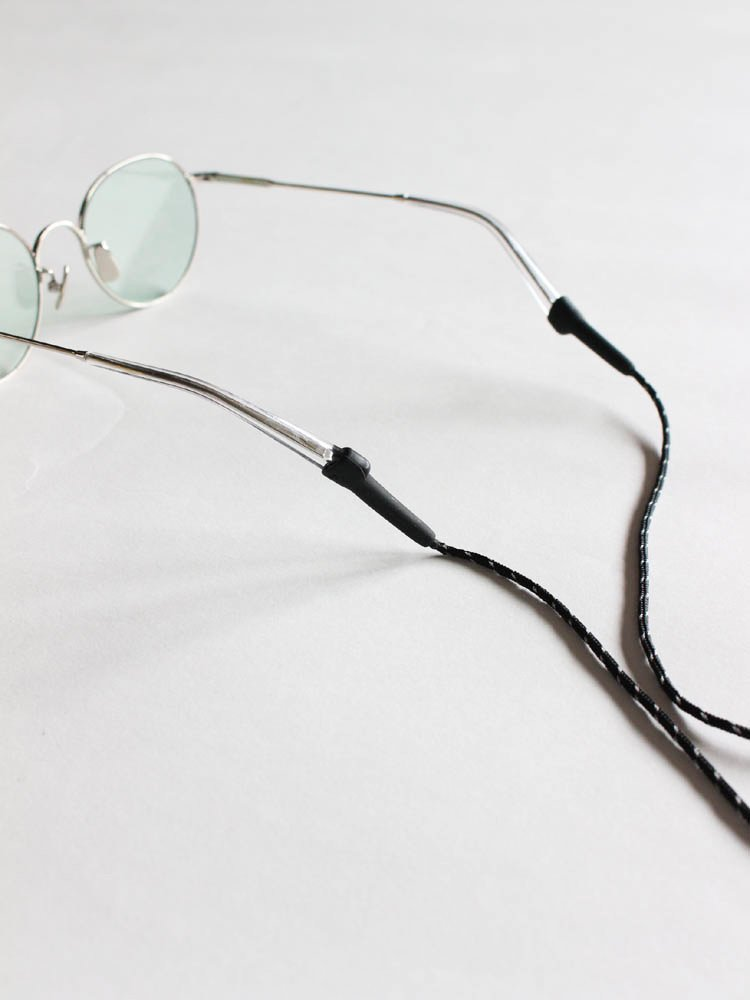 TUBE GLASS HOLDER #BLACK REFLECT