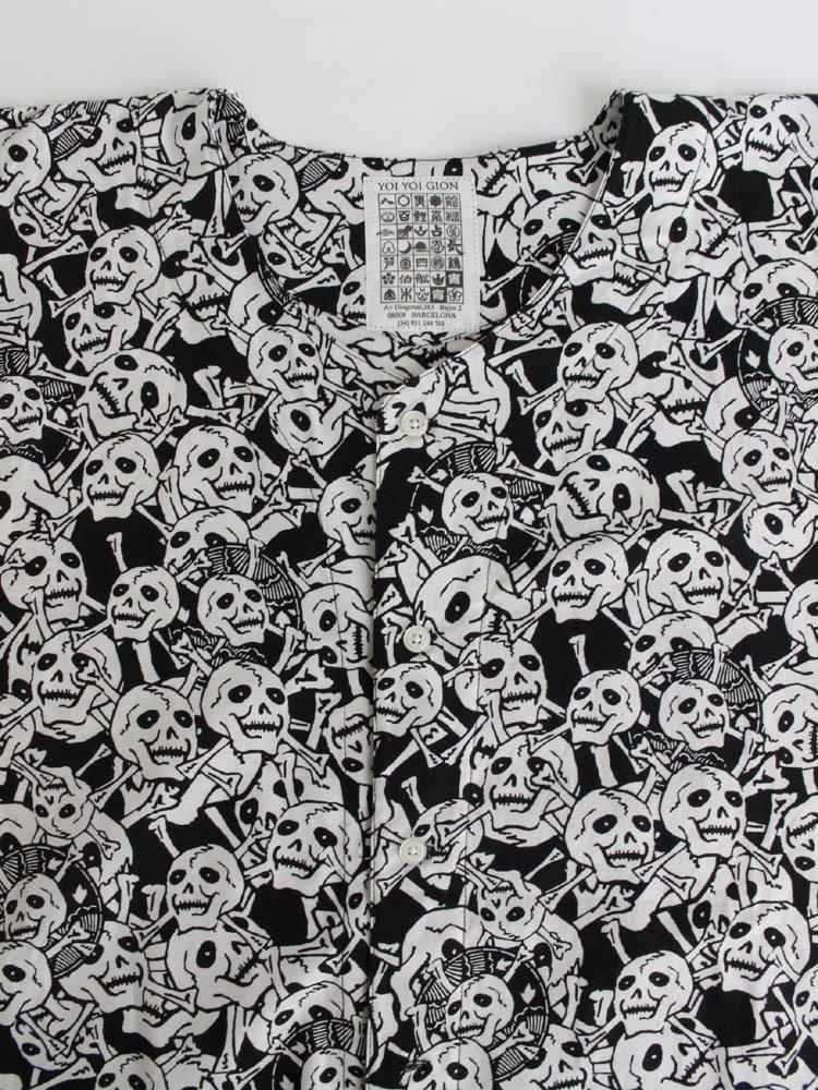横尾忠則氏 | KOIKUCHI (DOKURO 2) #WHITE [20-YOKOO-YOIYOI-02]