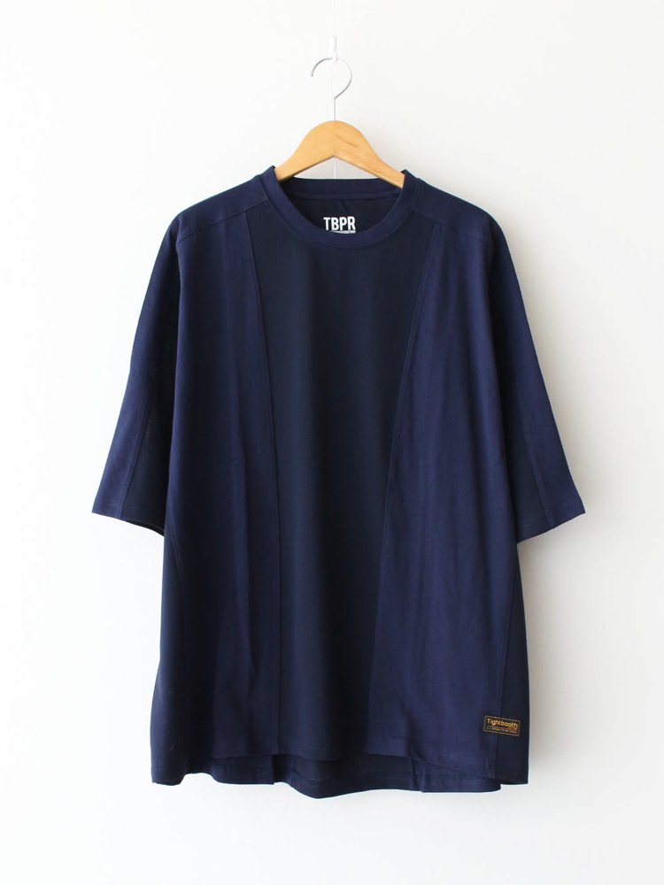 TIGHTBOOTH PRODUCTION|SUZU T-SHIRT #NAVY [SS20-T07]