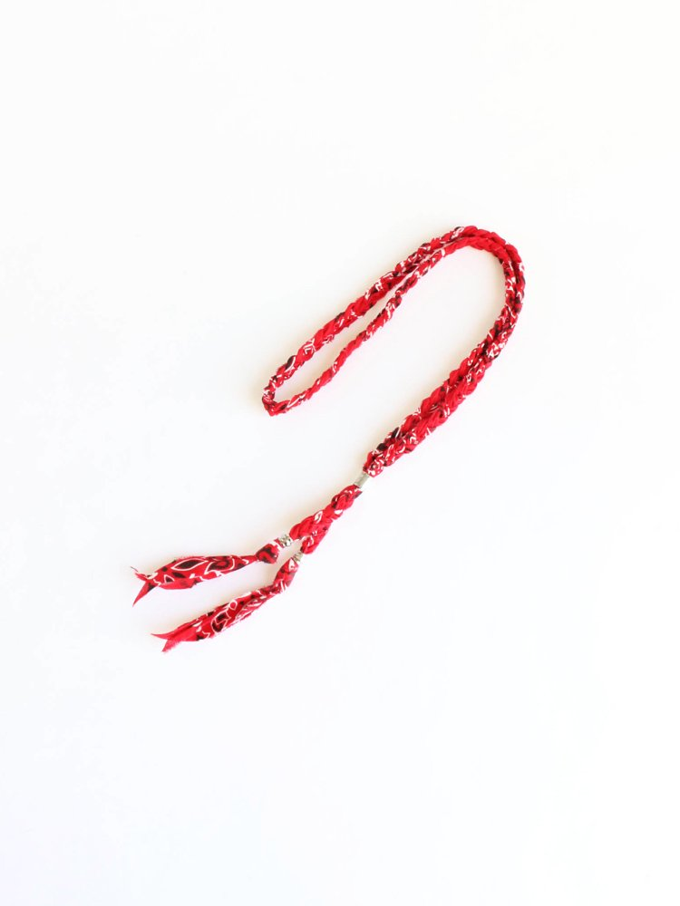 SunKu|BANDANNA NECKLACE #RED [SK-290]