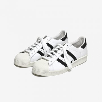 adidas Originals | アディダスオリジナルス SUPERSTAR 80s #WHITE [G61070]