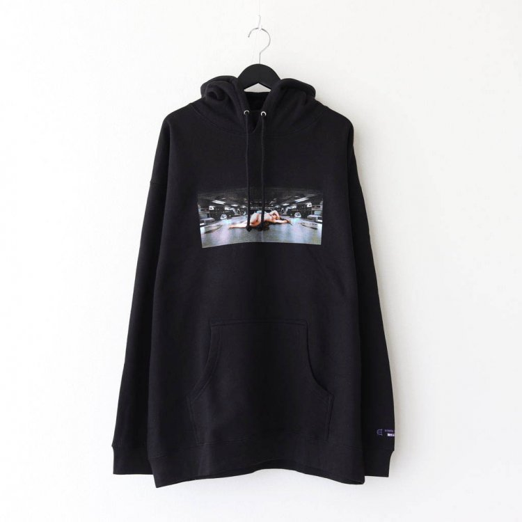 Evisen Skateboards|NAKED DEFENSE HOODY #BLACK [EV20SPSW001]