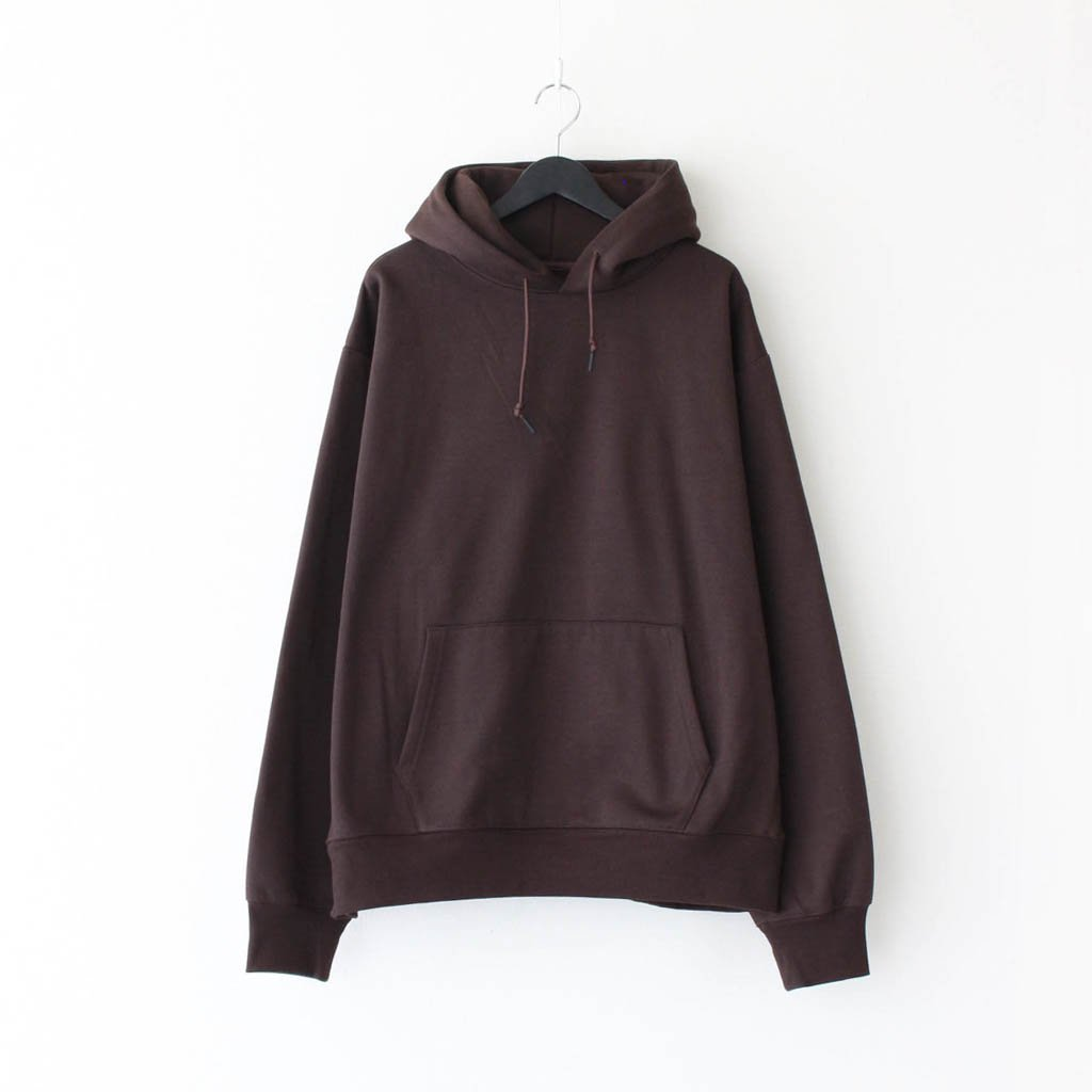 DAIWA PIER39|TECH SWEAT HOODIE #BROWN [BE-57020W]