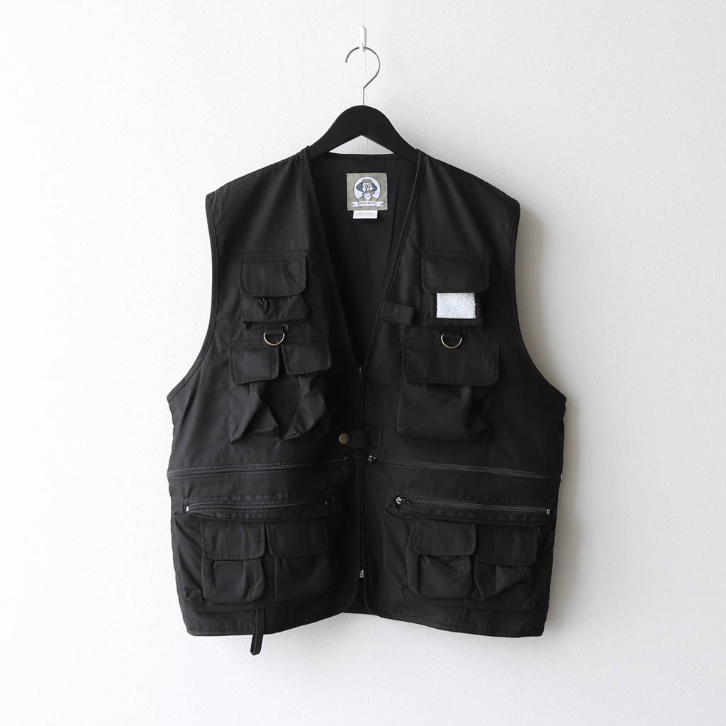 ROTHCO|UNCLE MILTY TRAVEL VEST #BLACK