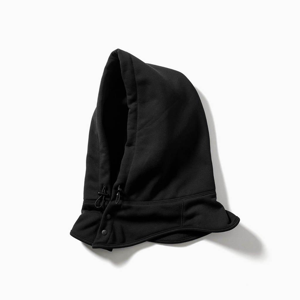 DAIWA PIER39|TECH SWEAT HOODIE GATOR #BLACK [BA-35020W]