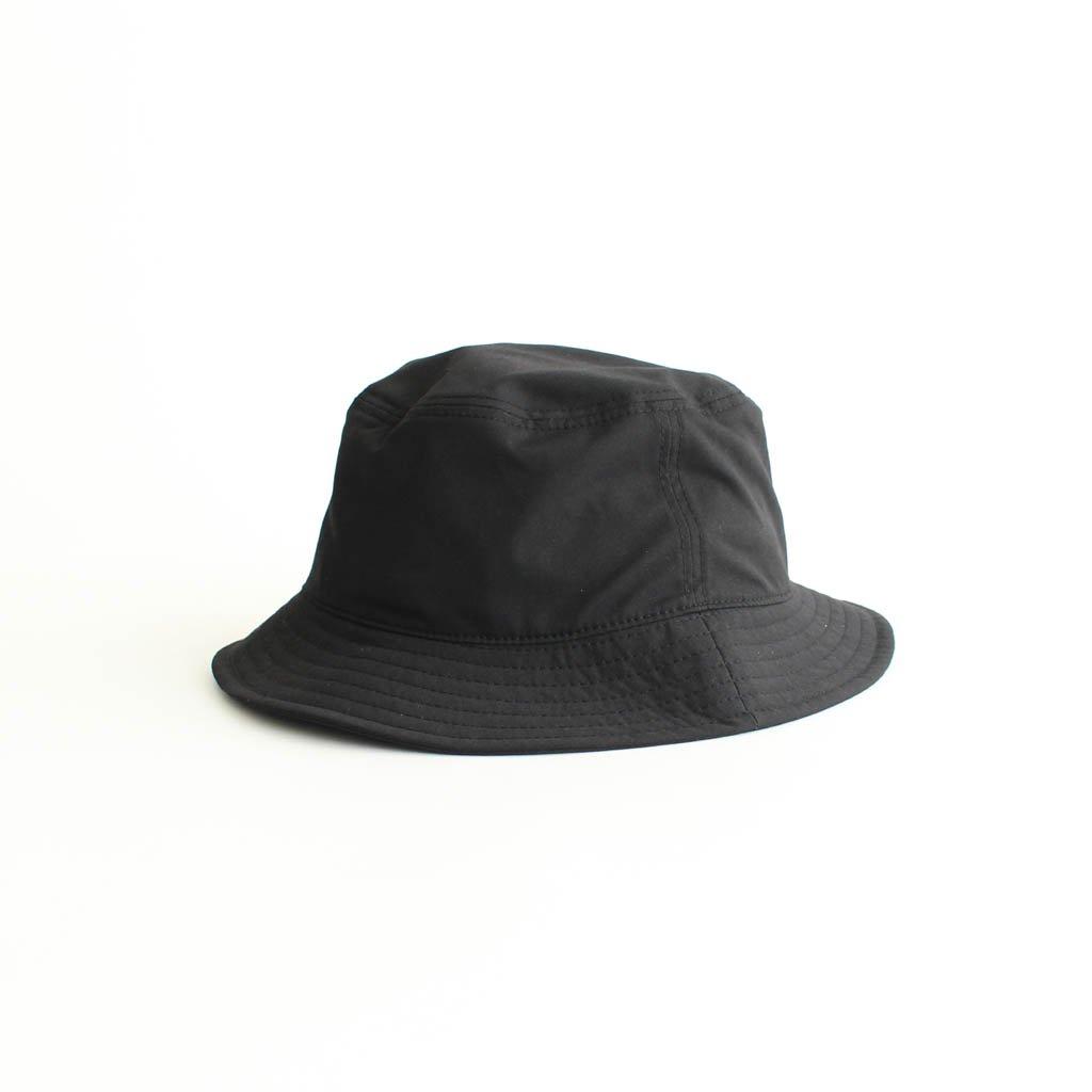 DAIWA PIER39 TECH MIL CHINO HAT #BLACK [BC-55020W]