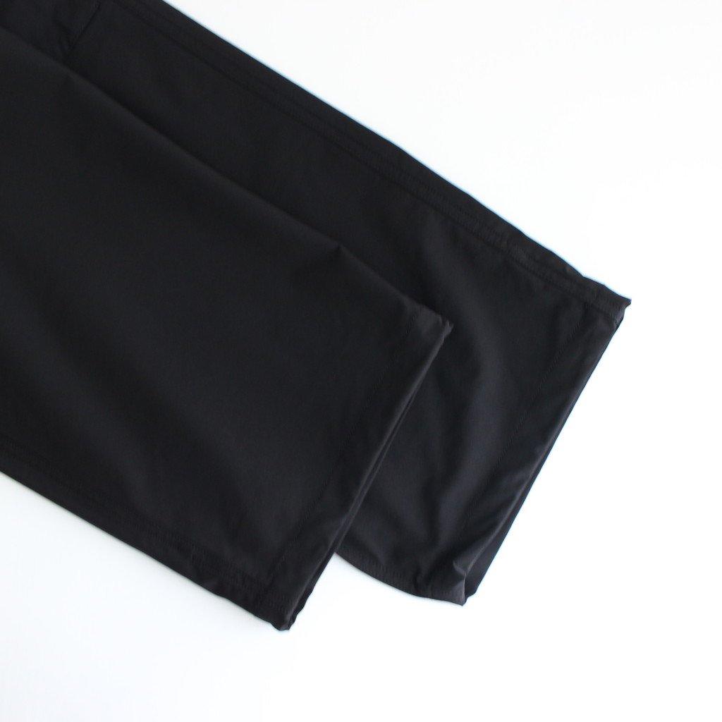 LOOSE STRETCH 6P MIL PANTS #BLACK [BP-35020W]