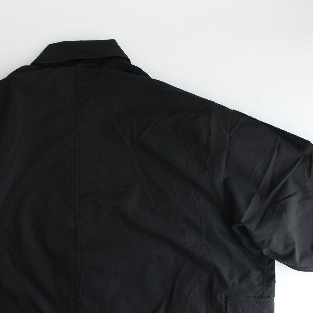 MIL FIELD JACKET #BLACK [BE-23020W]