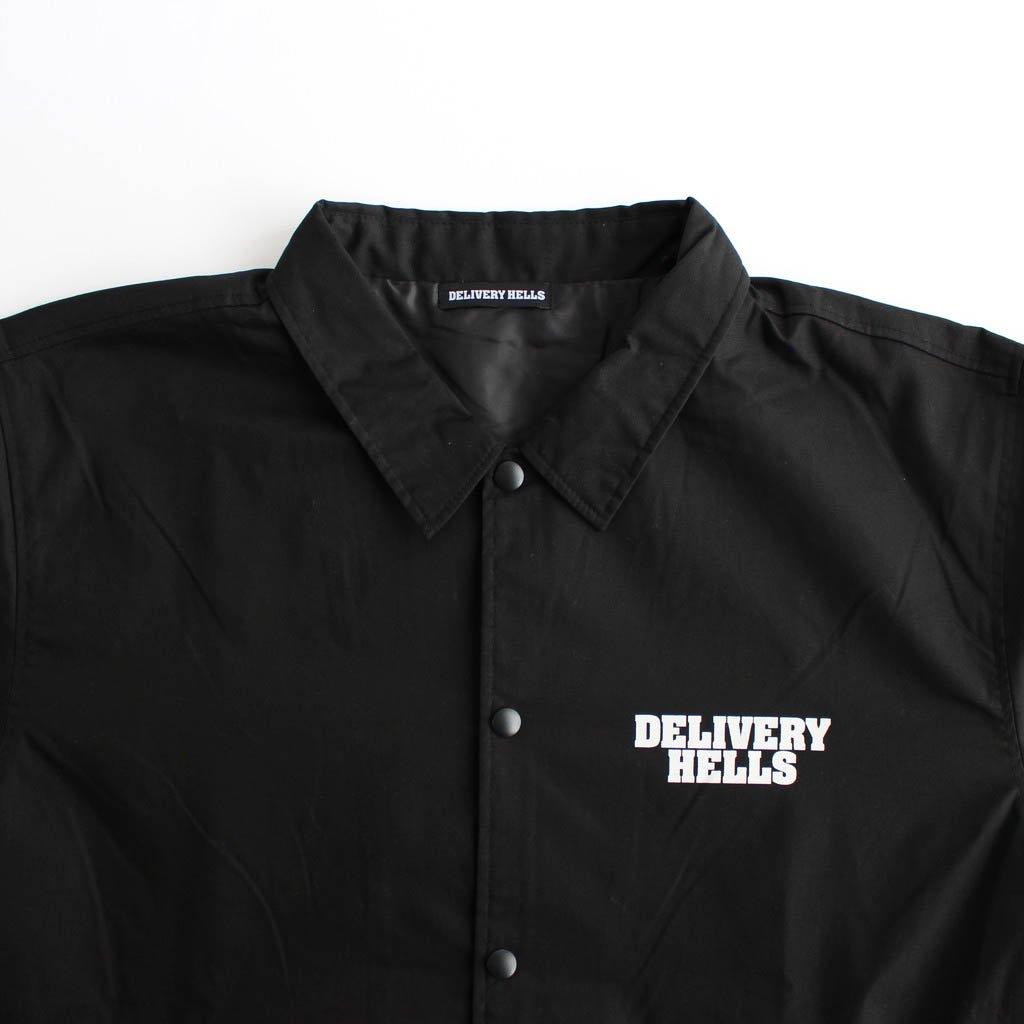 MIX COACH JKT #BLACK [20AW-DH-03]