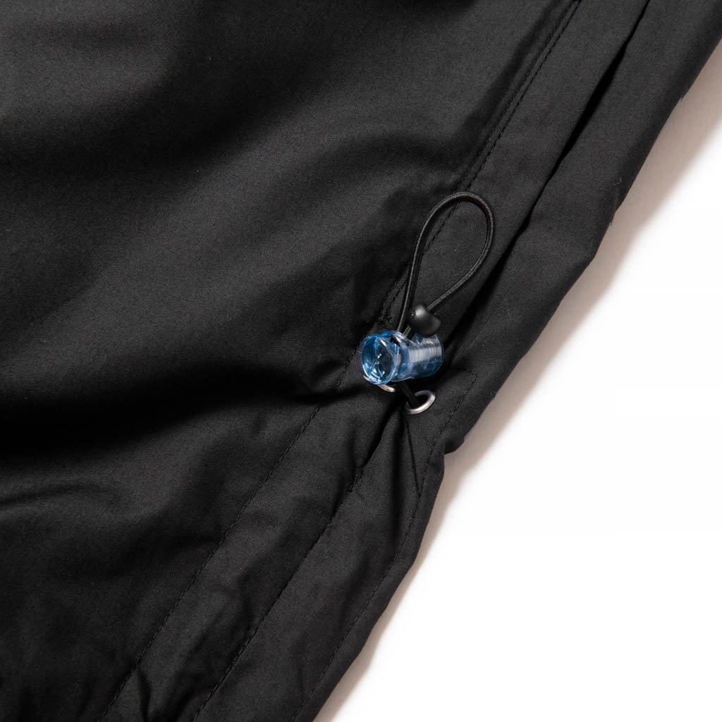 SUMMER TRUCK PANTS BY STARTER BLACK LABEL #BLACK [20FW-MS7-002]