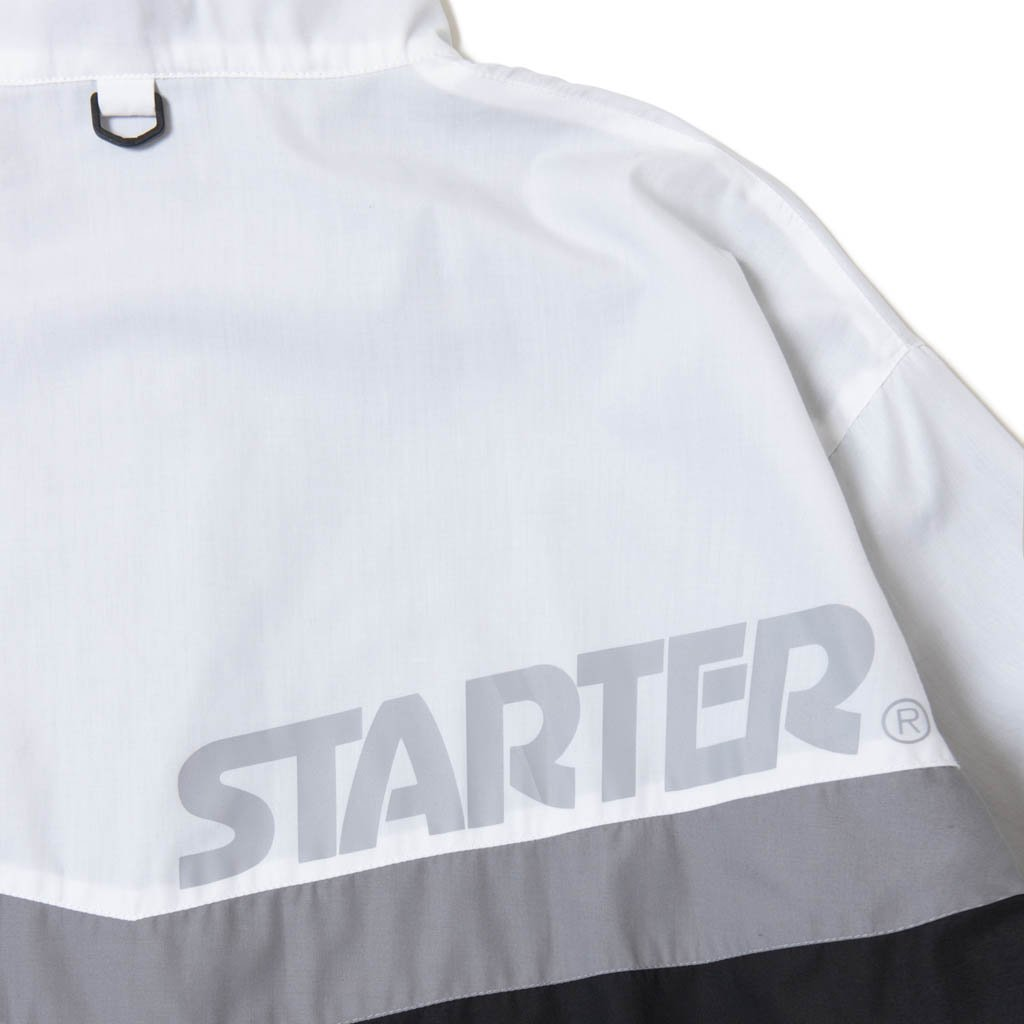 SUMMER TRUCK JACKET BY STARTER BLACK LABEL #BLACK [20FW-MS7-001]