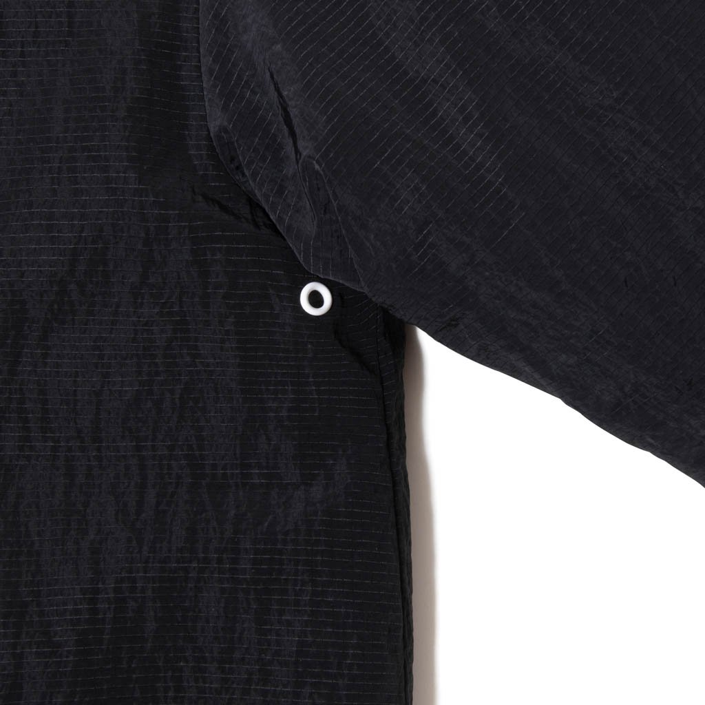FISH TAIL CHESTER COAT BY WILD THINGS. #BLACK [20FW-MS9-016]