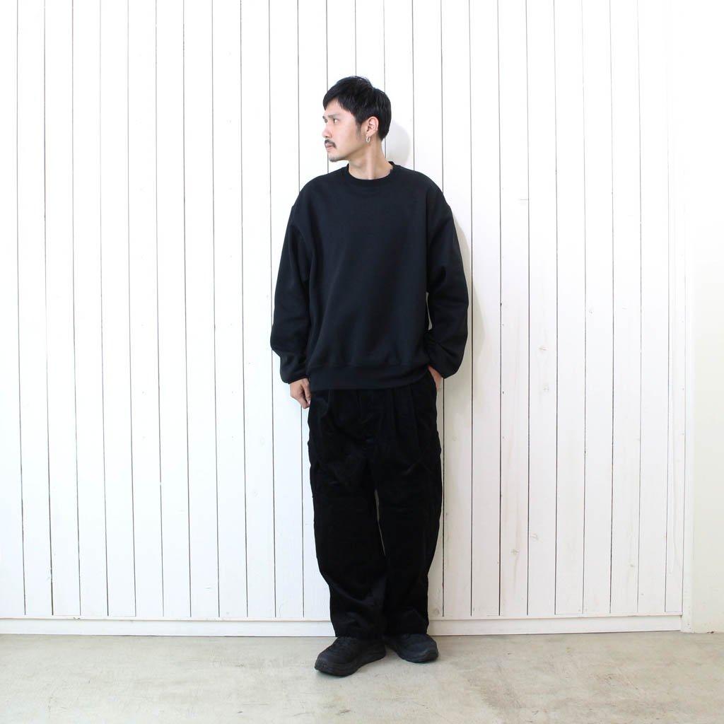 WIDE BDU V2 #BLACK [20FW-MS10-030]