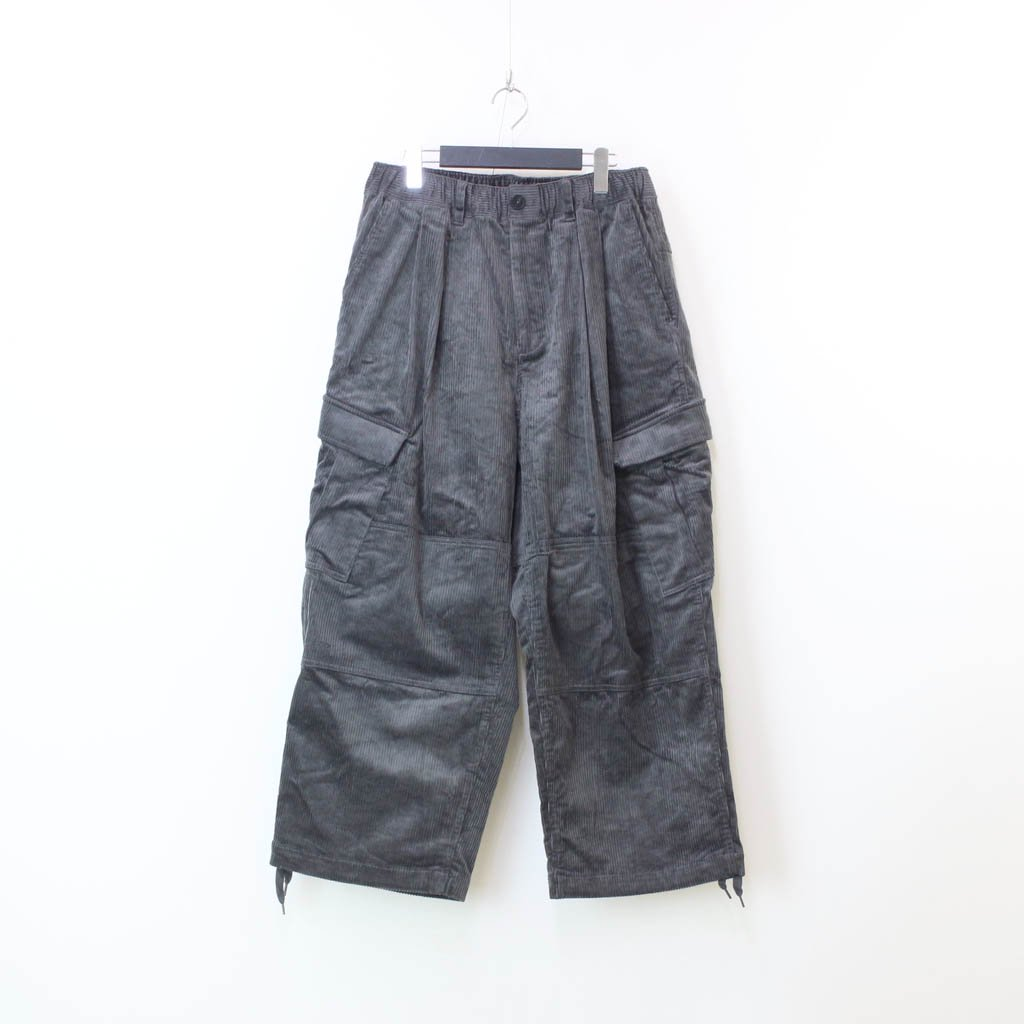 MAGIC STICK|WIDE BDU V2 #GREY [20FW-MS10-030]