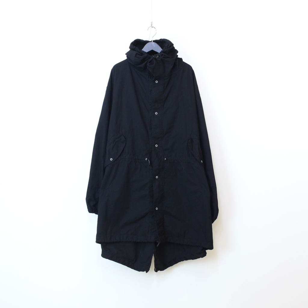 MILITARY|1980'S US ARMY SNOW PARKA #BLACK [#CM009]