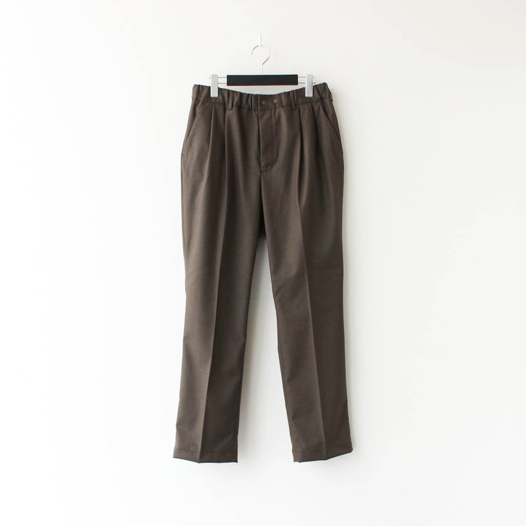 SON OF THE CHEESE|MJK W PANTS #OLIVE [SC2020-PN05]