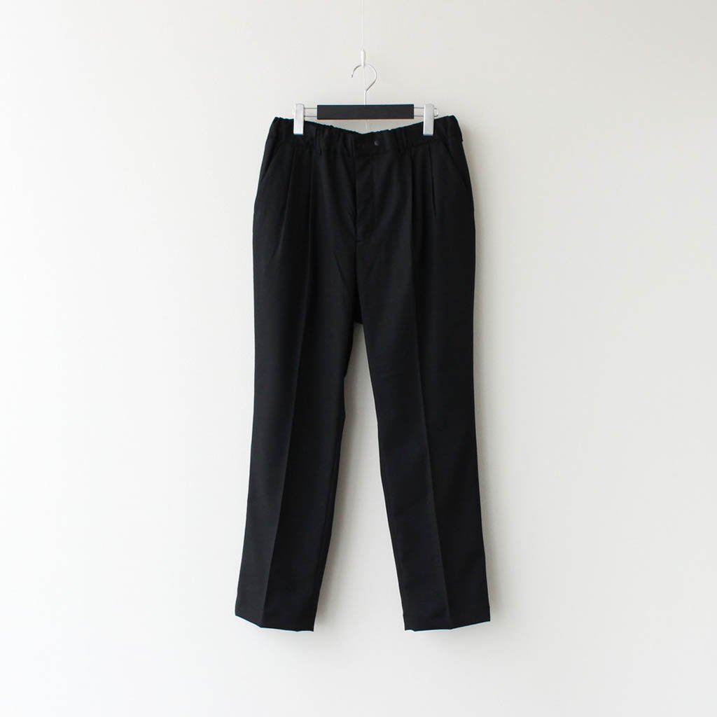 SON OF THE CHEESE|MJK W PANTS #BLACK [SC2020-PN05]