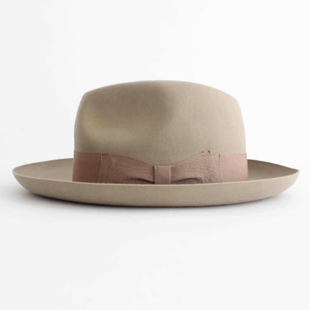BEAVER #BEIGE [HAT-02-BASQUIAT-BEAVER]