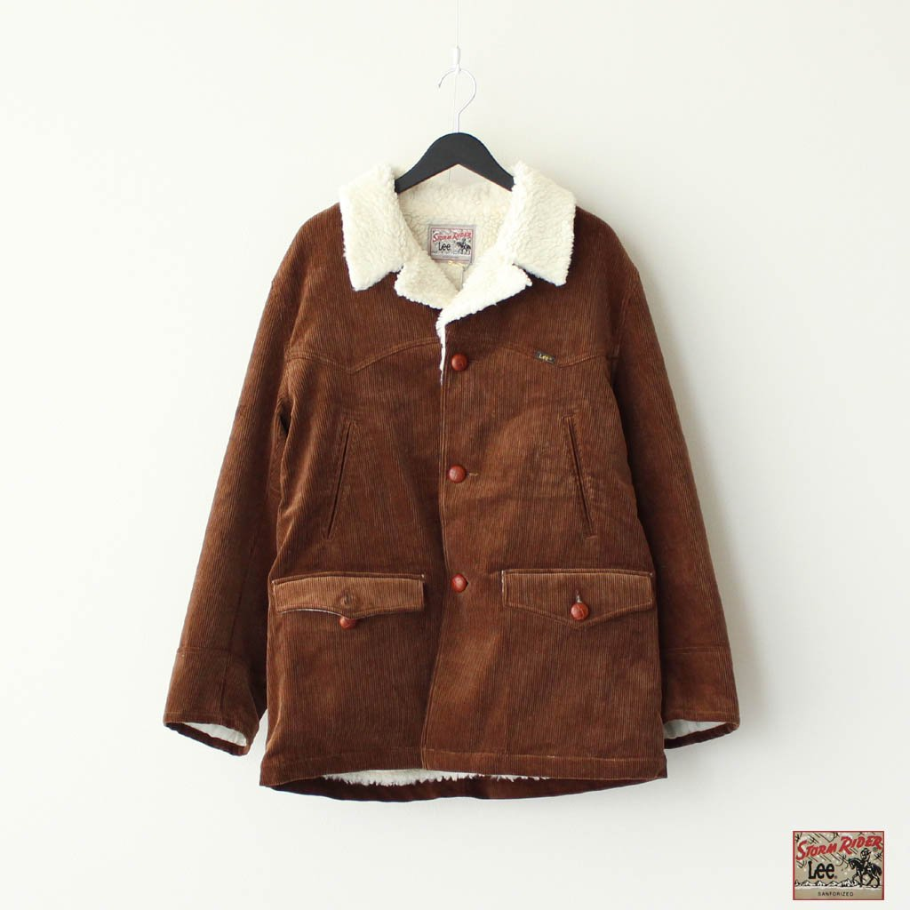 WACKO MARIA|RANCH COAT #BROWN [20FW-WMO-LE01]