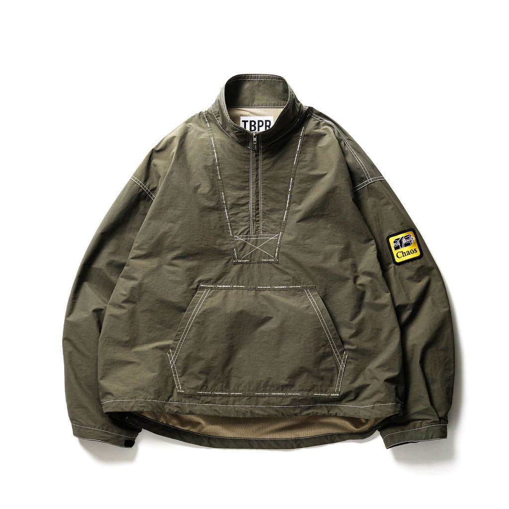 TIGHTBOOTH PRODUCTION|CHAOS FISHING CLUB | 411 ANORAK #OLIVE [FW20-15th11]