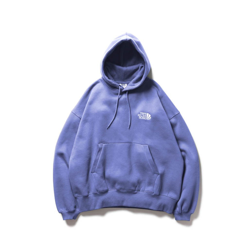 TIGHTBOOTH PRODUCTION|KILLER BONG | IVA HOODIE #PURPLE [FW20-15th28]