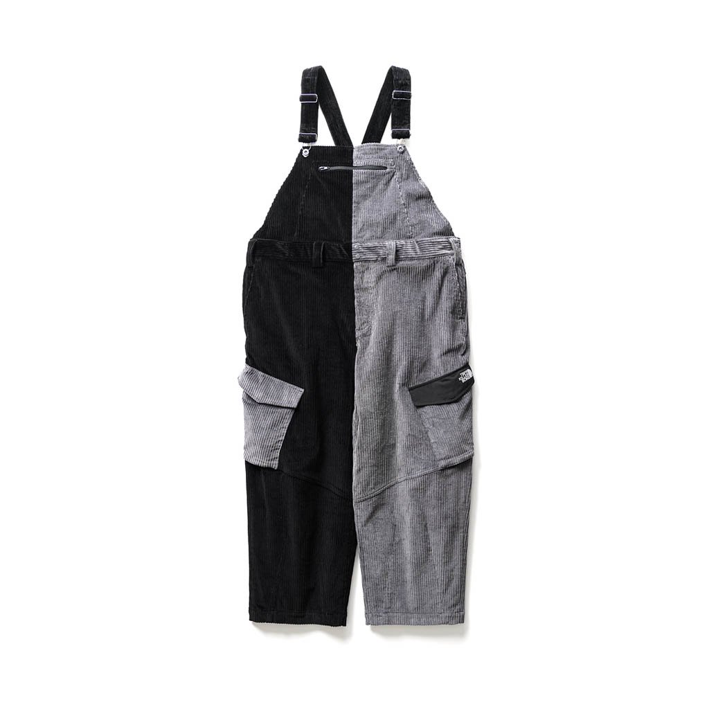 TIGHTBOOTH PRODUCTION|KILLER BONG | CYBORG CORD OVERALL #CHARCOAL [FW20-15th25]