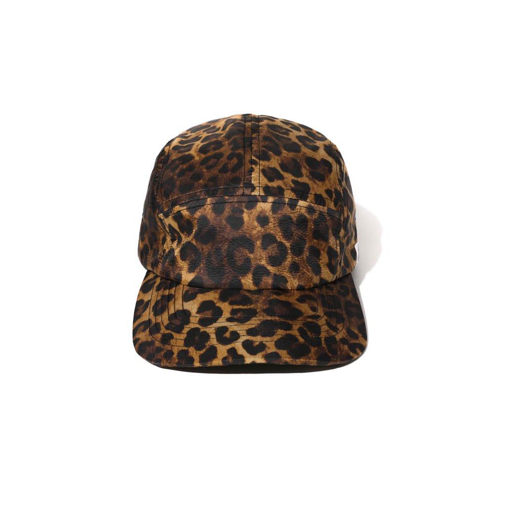 3LAYER ESTL CAP #LEOPARD [21SS-MS1-006]