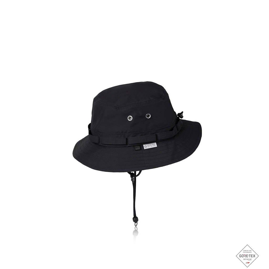 DAIWA PIER39|GORE-TEX INFINIUM TECH JUNGLE HAT #BLACK [BC-15021]