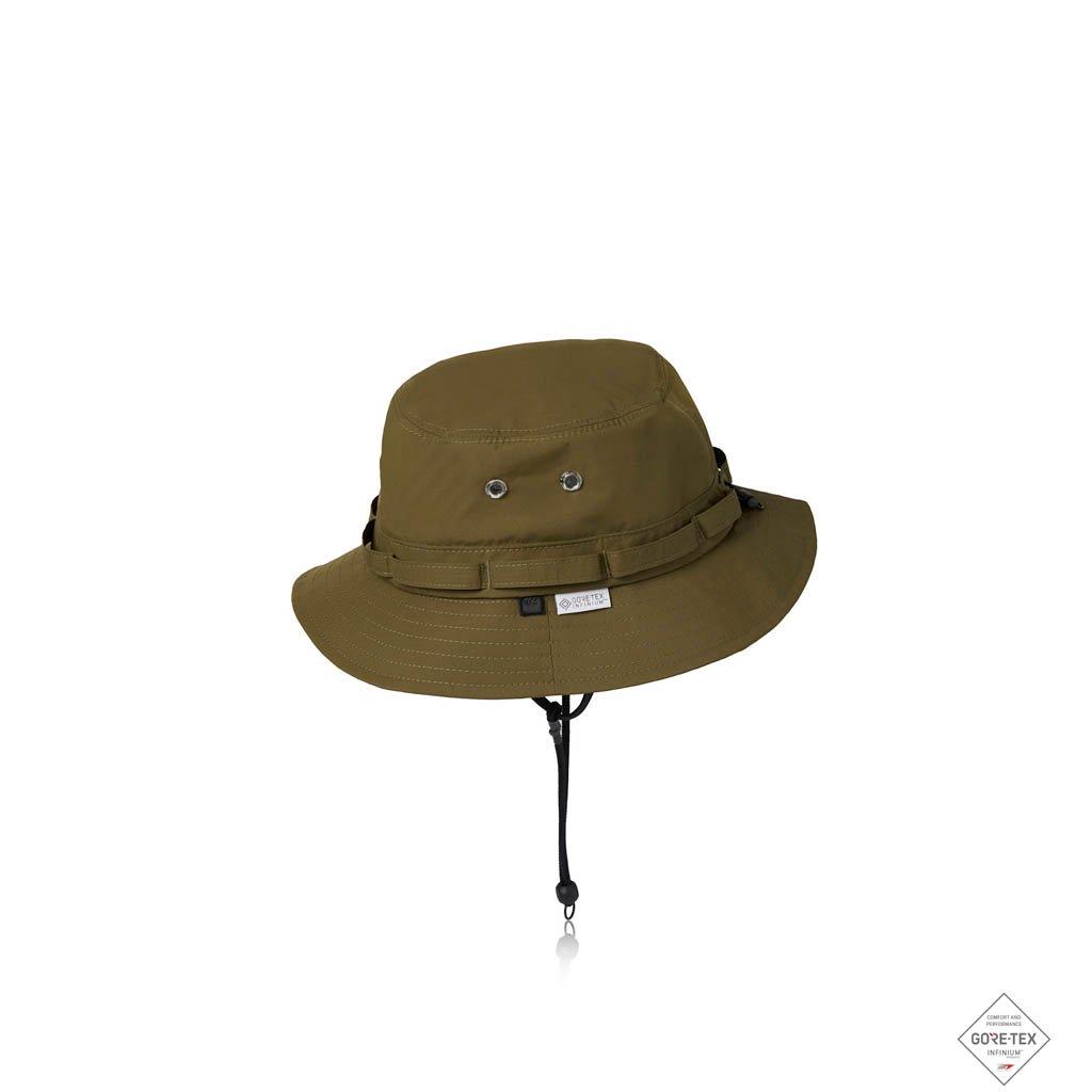 DAIWA PIER39|GORE-TEX INFINIUM TECH JUNGLE HAT #OLIVE [BC-15021]
