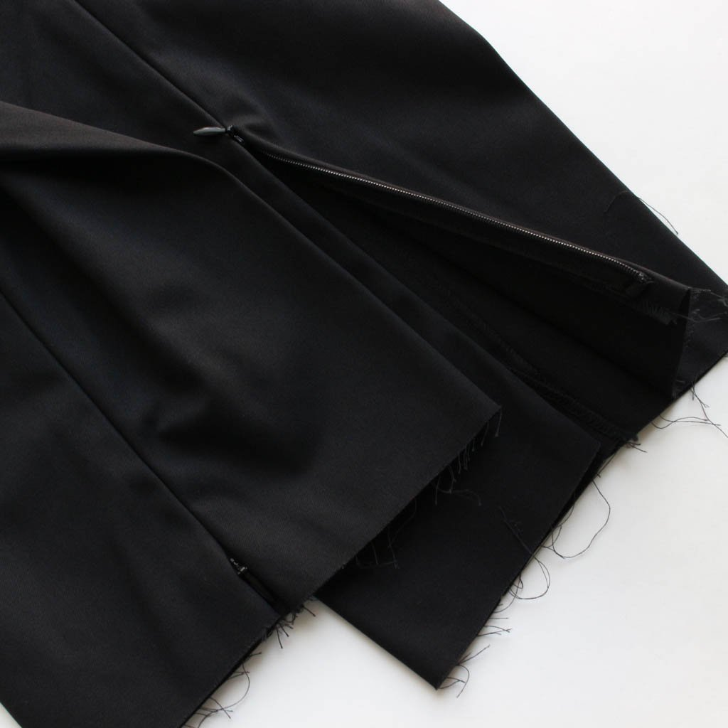 SLACKS #BLACK [21SS-FS-TEPPEI-02]