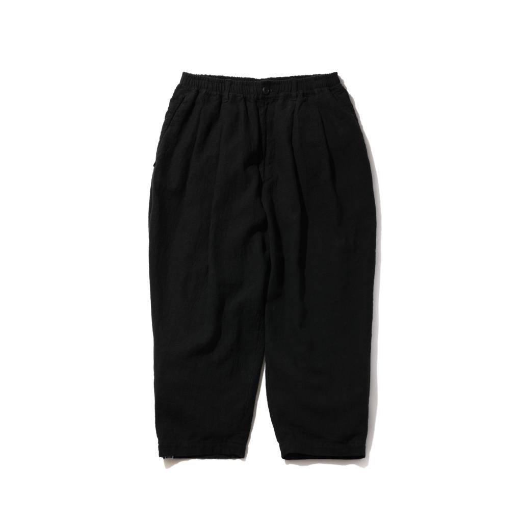 MAGIC STICK|COMPLETE CROPPED TROUSERS #BLACK [21SS-MS2-022]