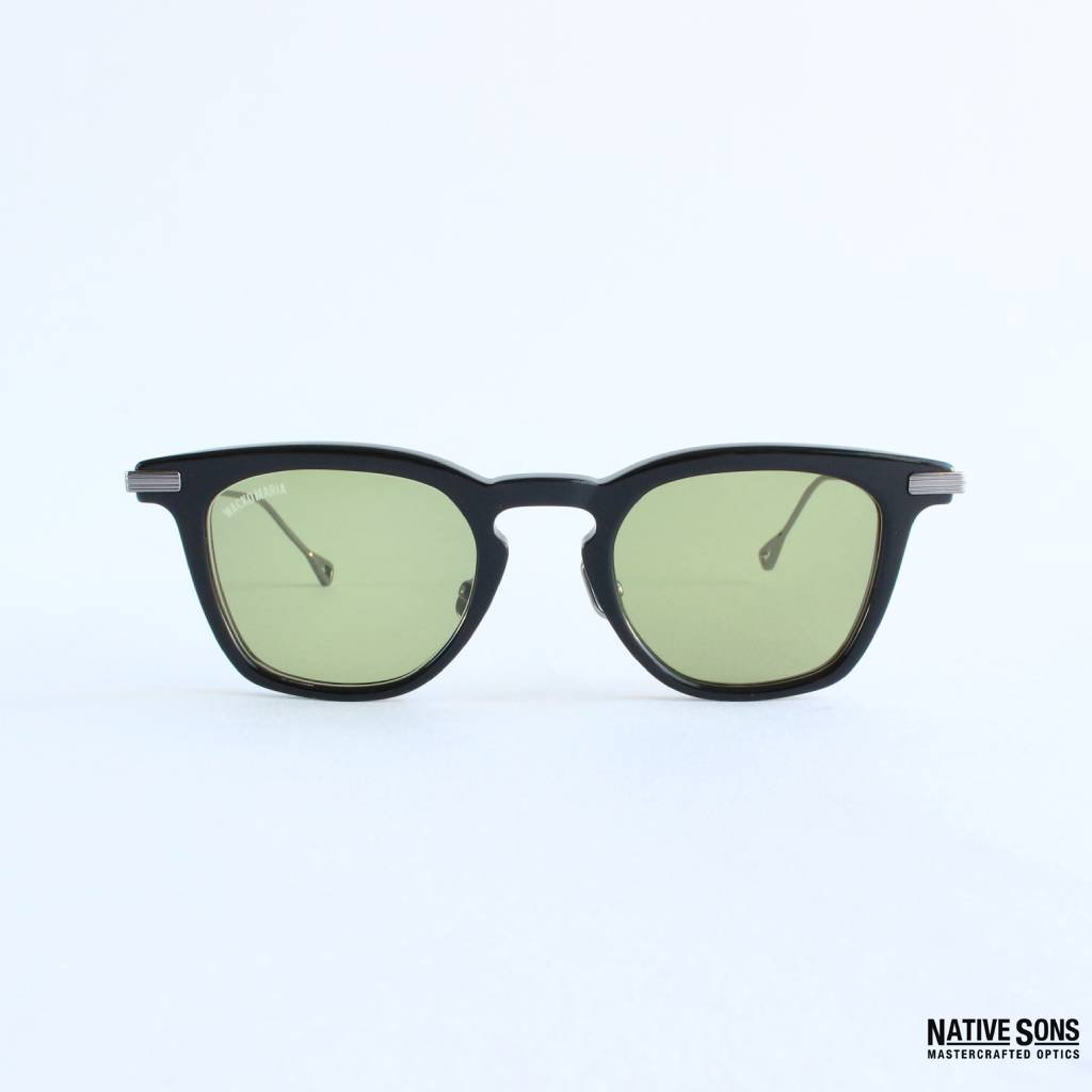 WACKO MARIA|NATIVE SONS | GLASSES (TYPE 3) #GREEN [NATIVESONS-WM-EW06]