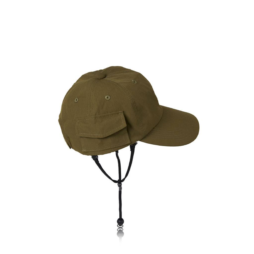 DAIWA PIER39 TECH POCKET CAP RIP-STOP #OLIVE [BC-35021]