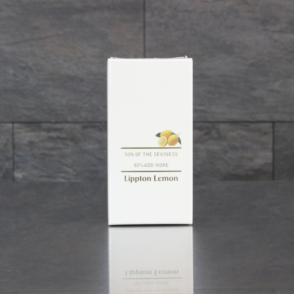 SON OF THE CHEESE SON OF THE SEXINESS LIPPTON LEMON #CLEAR [SC2110-AC07]