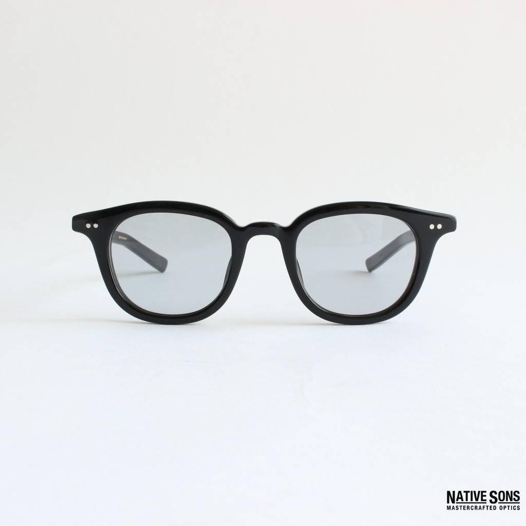 WACKO MARIA|NATIVE SONS | GLASSES TYPE 1 #GRAY [NATIVESONS-WM-EW08-B]