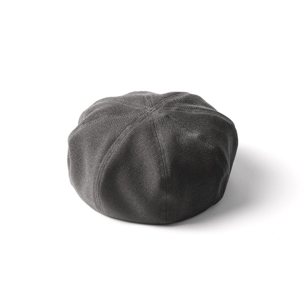 TIGHTBOOTH PRODUCTION|GENTLE BERET #CHARCOAL [SS21-H08]