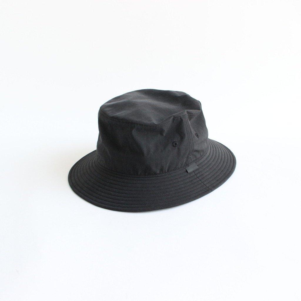 F-LAGSTUF-F|NYLON HAT #BLACK [21SS-FS-78]
