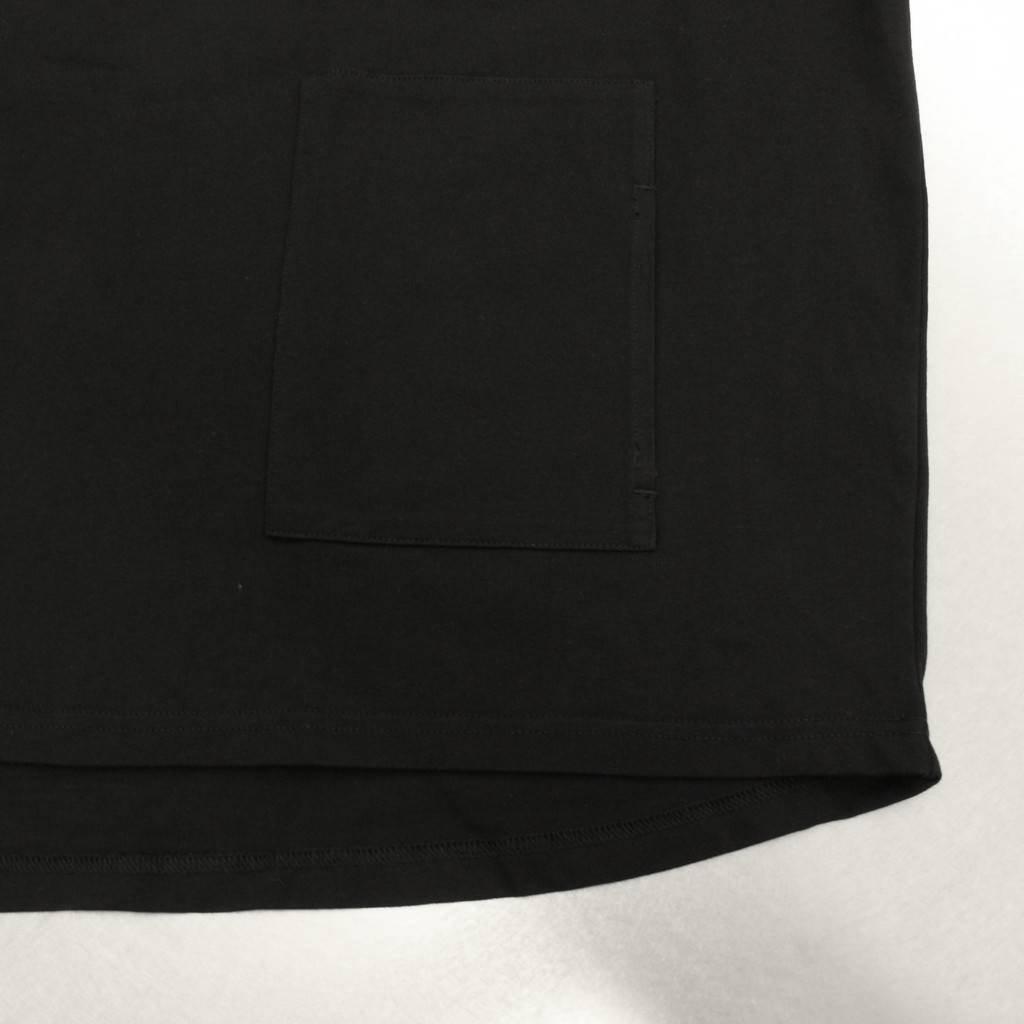 ACID LOGO 7 SLEEVE T-SHIRT #BLACK [SS21-T04]